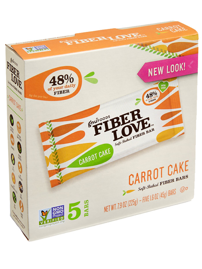 NuGo Fiber d'Lish bars are unique soft-baked nutrition bars packed with fiber and nutrition. Available in 9 sweet dairy-free vegan flavors!