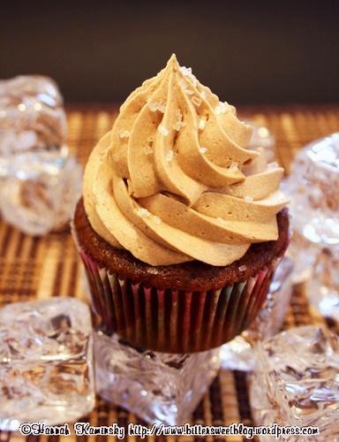 Vegan Iced Tea Cupcakes with Lemon Iced Tea Frosting Recipe
