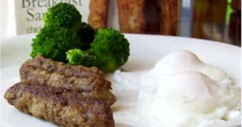 Applegate Farms Chicken & Sage Breakfast Sausage