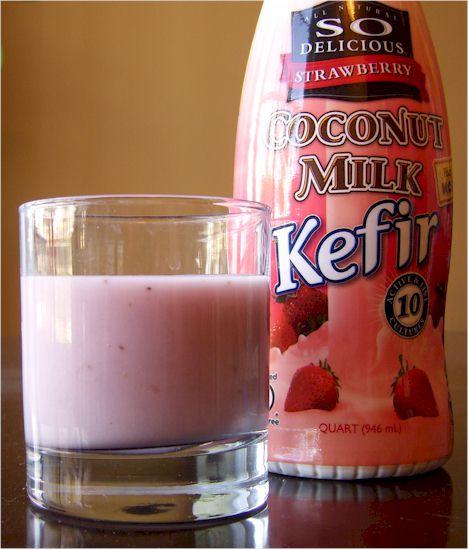 So Delicious Coconut Milk Kefir photo - pictures