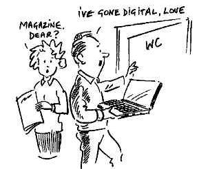 Foods Matter Going Digital