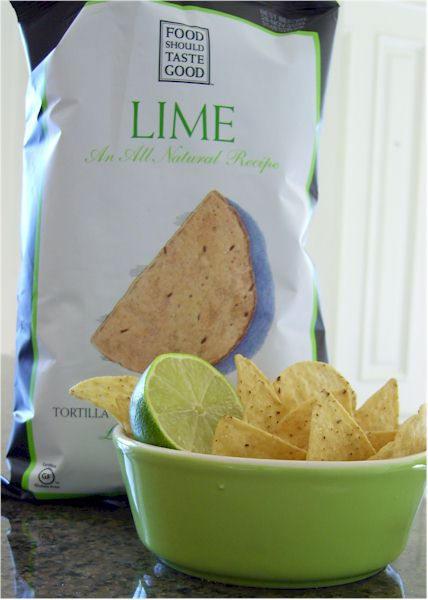 Food Should Taste Good New Tortilla Chip Flavors - Lime