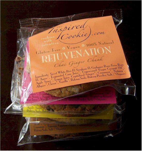 The Inspired Cookie - Vegan, Gluten-Free, Nut-Free Cookies and Brownies