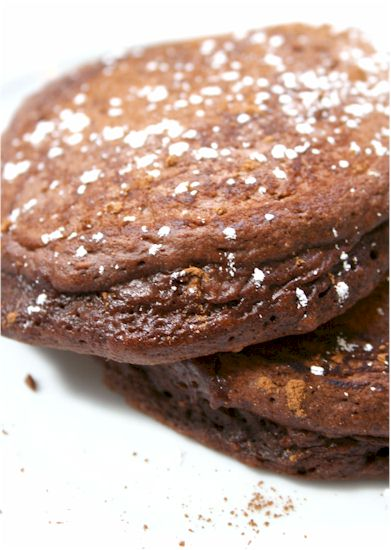 Nasoya Chocolate Silken Creations Pancakes
