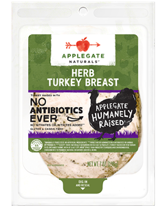Applegate Deli Meat Reviews and Info - All dairy-free, gluten-free, allergy-friendly, nitrate and nitrite-free, antibiotic-free, humanely-raised, and added hormone-free!