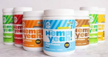 Manitoba Harvest Hemp Yeah Hemp Protein Powders Reviews and Info - All plant-based, paleo, dairy-free - high protein, high fiber, balanced, and flavor options
