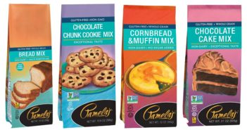 Pamela's Baking Mixes (Gluten-Free) Reviews and Info (Dairy-Free Varieties) - Chocolate Cake, White Cake, Bread, Cornbread, Cookies