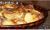 Rustic Potato Summer Gratin - Dairy-Free and Vegan