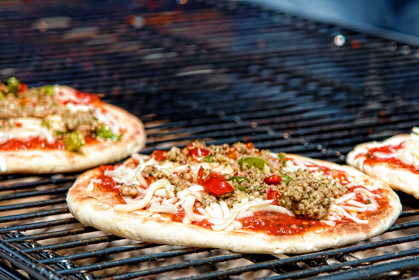 How to Grill Pizza plus a Vegan Grilled Pizza Recipe