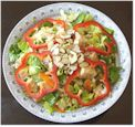 Chinese Chicken Salad Icon