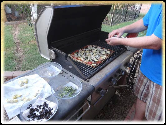 How to Grill Pizza with a Vegan Grilled Pizza Recipe! Tips and tricks from a top vegan chef.