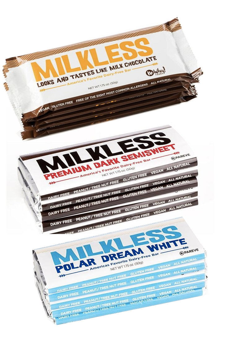 No Whey! Chocolates - Delicious allergy friendly chocolate bars