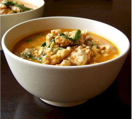Dairy-Free Creamy Thai Tomato Soup