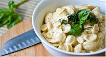 Vegan Yum Yum Cookbook - Hurry Up Alfredo
