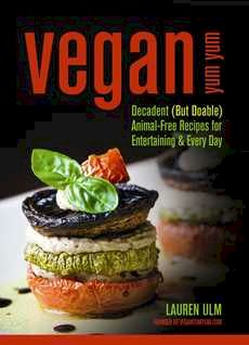 Vegan Yum Yum Cookbook