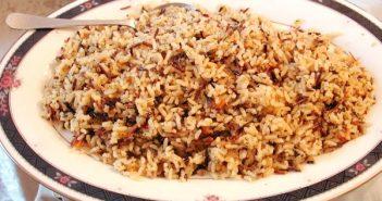 Gluten-Free Wild Rice Pilaf