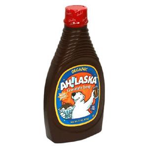 Ah!Laska Organic Chocolate Syrup