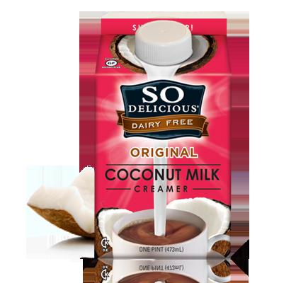 So Delicious Coconut Milk Creamer