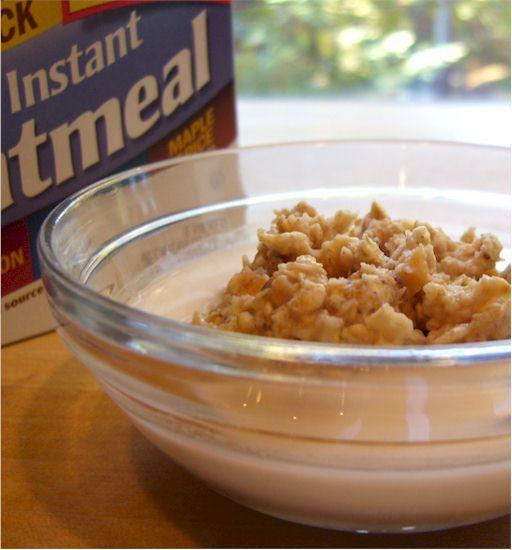 Erewhon Organic Instant Oatmeal - Apple Cinnamon