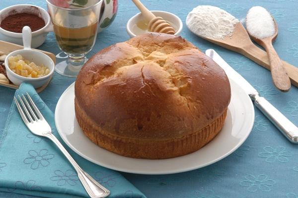 Dairy-Free Honey Cake