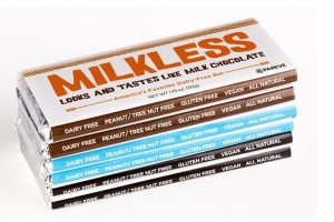 No Whey Milkless Chocolate Bars Review (Dark, Milk and White varieties) - vegan, dairy-free, top allergen-free