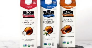 So Delicious Coconut Milk Creamer Review - with ratings, ingredients, allergen info, and more! Vegan and soy-free.