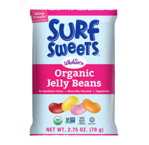 Surf Sweets Gummy Candies and Jelly Beans Reviews and Info - Allergy-friendly, All-natural, Vegan Options