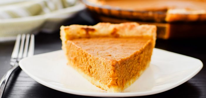 Dairy-Free Soy-Free Pumpkin Pie Perfection