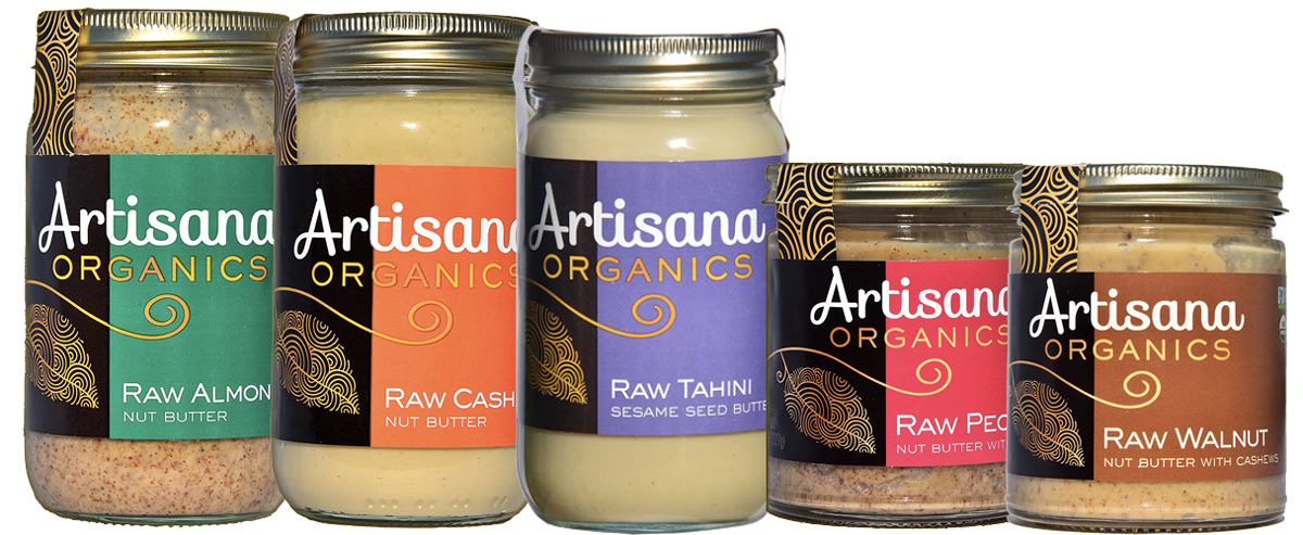 Artisana Organic Nut Butters (review)