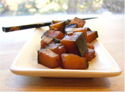 Quick Asian-Spiced Kabocha