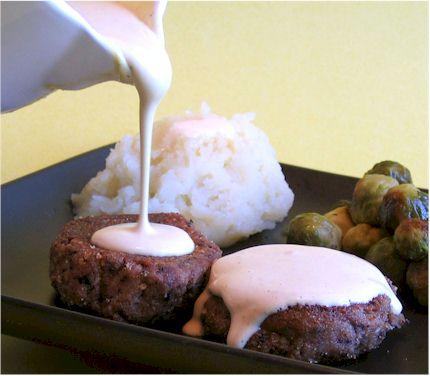 Hollandaze Sauce - vegan hollandaise recipe from 1,000 Vegan Recipes