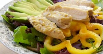 Honey-Mustard Chicken with Ginger - Delicious dairy-free weeknight dinner