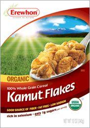 Erewhon Organic Kamut Flakes