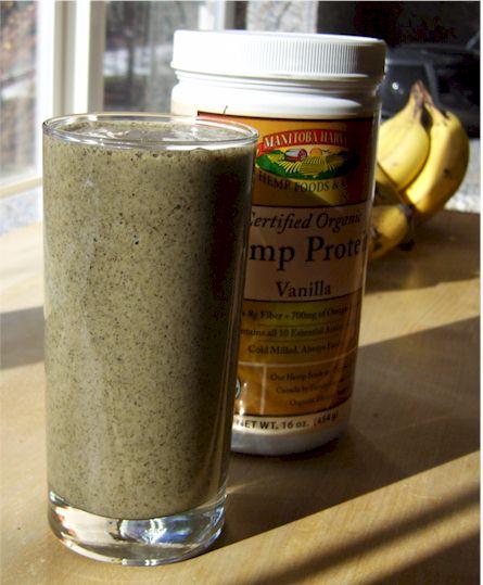 Manitoba Harvest Vanilla Organic Hemp Protein Powder