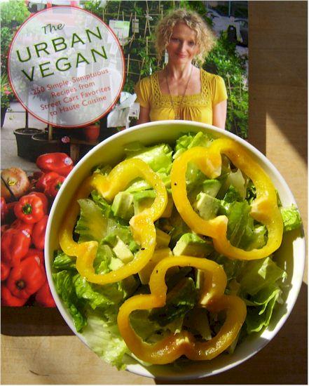 The Urban Vegan Miso-Sesame Dressing
