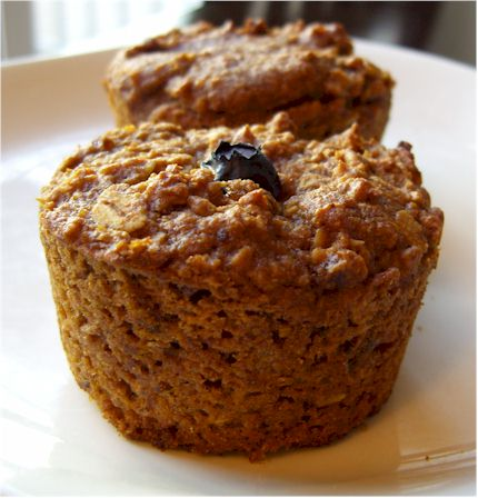 Orange-Oat Muffins - Whole Grain Dairy-Free Muffins