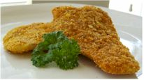 GFCF Oven-Fried Fish Fillets