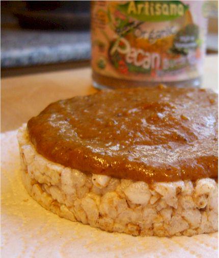 Artisana's Raw Organic Pecan Butter