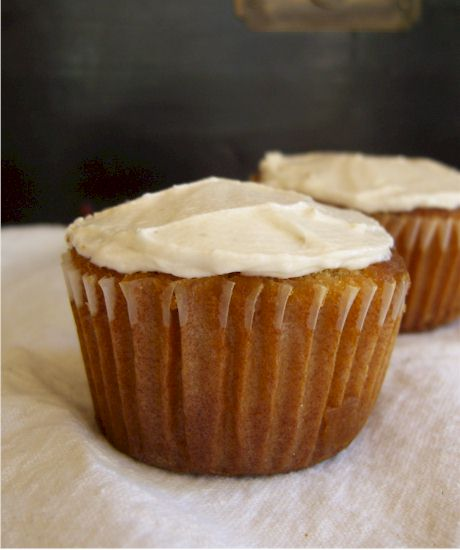 GFCF Vanilla Cupcakes from Sean's Foods