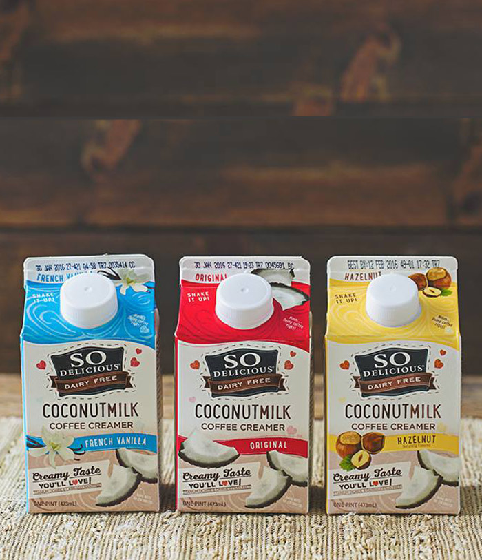 So Delicious Coconut Milk Creamer Review - The perfect dairy-free creamy coffee companion