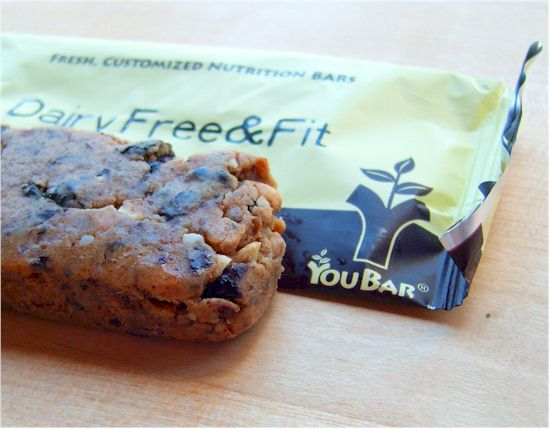 YouBars - Dairy Free & Fit