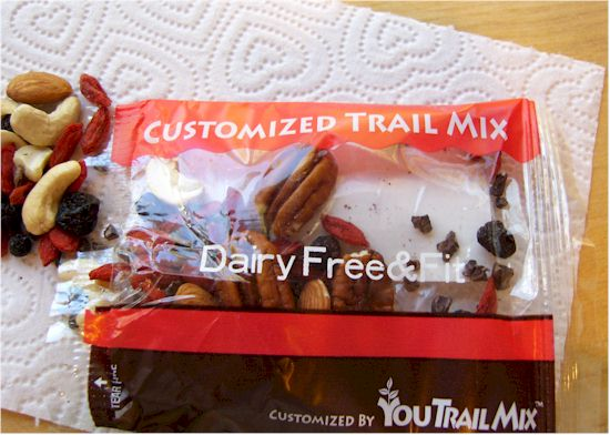 YouTrailMix - Dairy Free & Fit
