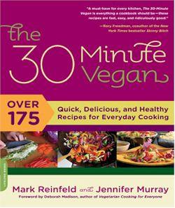 The 30-Minute Vegan