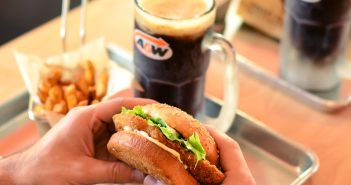 A&W Canada - Dairy-Free Menu Items and Allergen Notes