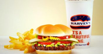 Harvey's of Canada - - Dairy-Free Menu Items and Allergen Notes