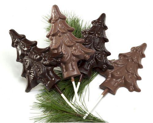 Premium Chocolatiers Dairy-free and Vegan Holiday Chocolates