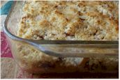 Grandma's Easy Vegan, Soy-Free Apple Crisp