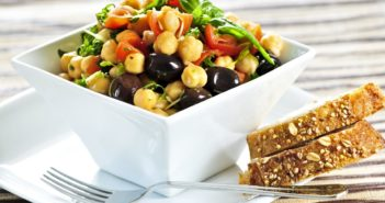 Plant-Based Moroccan Chickpea Salad Recipe (gluten-free, allergy-friendly, vegan-friendly)