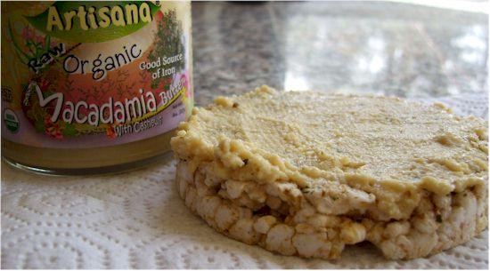 Artisana Macadamia Nut Butter with Cashews