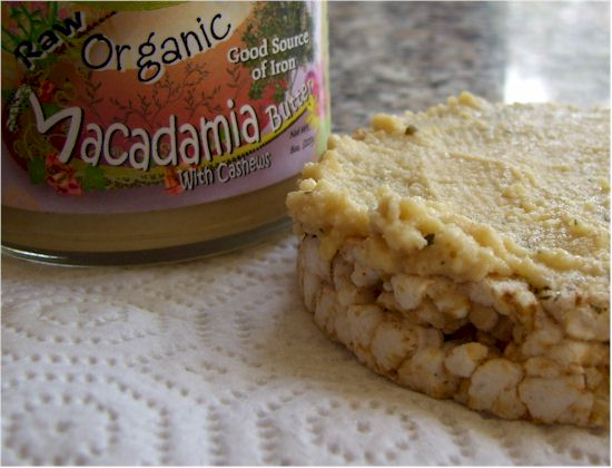 Artisana Macadamia Nut Butter with Cashews